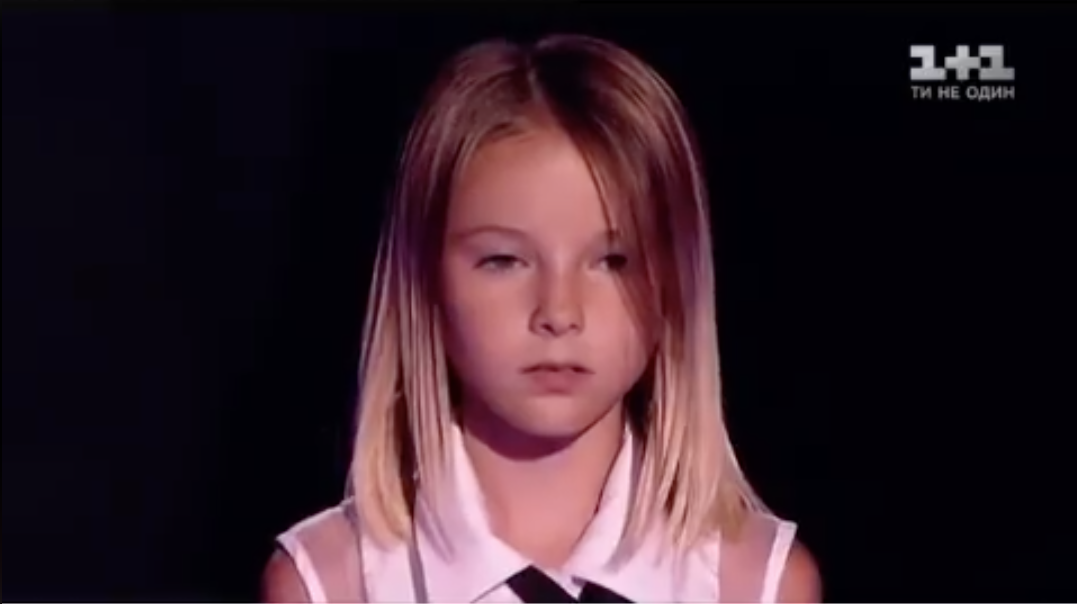 Breathtaking Young Voice